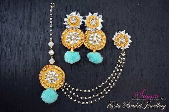 Gota Bridal Jewelry
