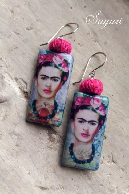 frieda earrings