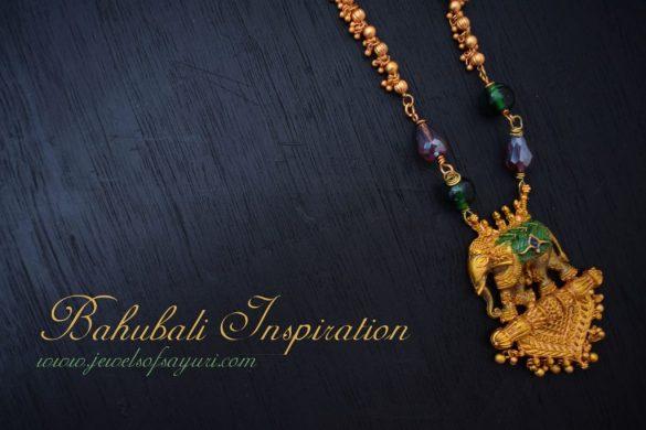 bahubali inspiration
