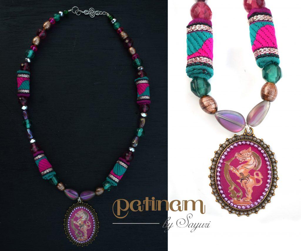Yazhi jewelry necklace