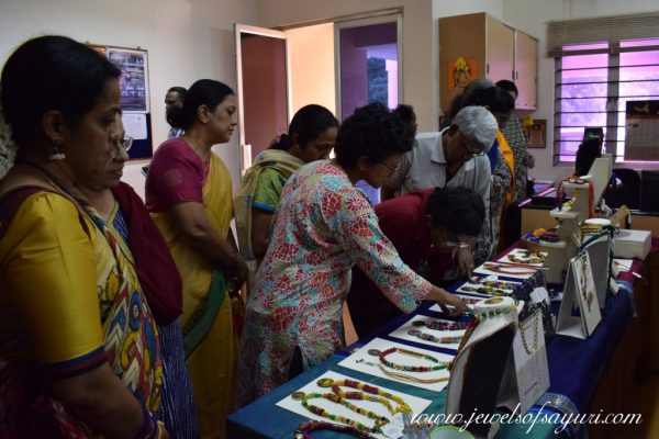 Sayuri exhibition at Press institute of India