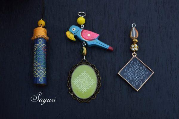kolam ornaments