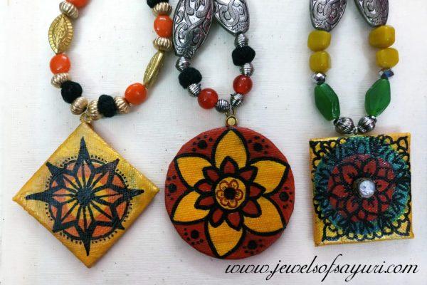 mandala jewelry workshop