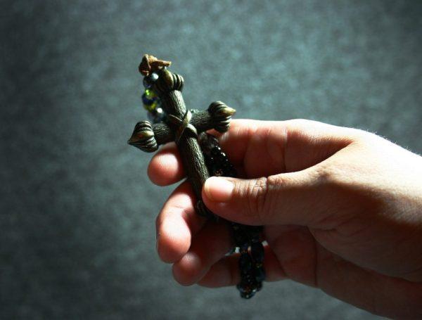 Spiritual Symbols as Jewellery - cross