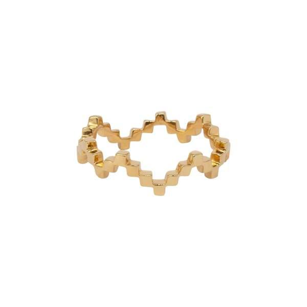 Baori Silhouette Ring