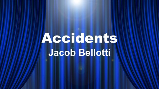 Jacob Bellotti - Accidents standup routine