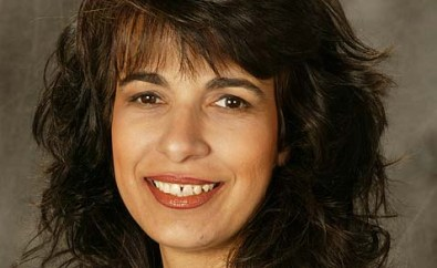 Attorney Nitsana Darshan-Leitner, director of Shurat HaDin – Israel Law Center.