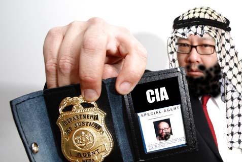 Agente del FBI con la divisa