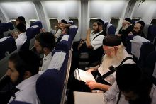 Haredim Claim Delta Overbooked and Falsely Blamed Them for Delay - The Jewish Press