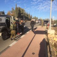 Update: Terror Attack Near Efrat and Alon Shvut in Gush Etzion