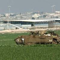 Gaza & Palestinian Authority 'Million Man March' Against Israel's Border Fences