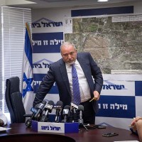 Liberman Hell Bent on Demolishing Gush Etzion Neighborhood