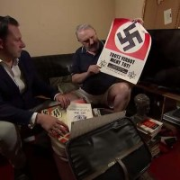 Watch: British Neo-Nazi Comes Out as Gay, Jewish