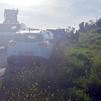 2 Dead, Multiple Wounded in Terror-Ramming Attack in Northern Shomron
