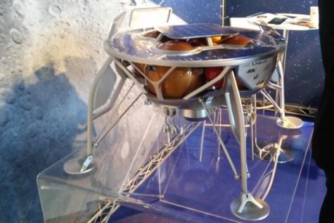 spaceil lunar lander - photo #10