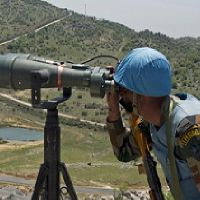 UN Denies Hezbollah Outposts Are ... Hezbollah Outposts Along Israel's Border