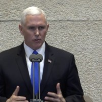FULL TRANSCRIPT: Remarks by US Vice President Mike Pence at Special Session of Knesset, Jan. 22, 2018