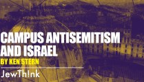 campus antisemitism and Israel featured