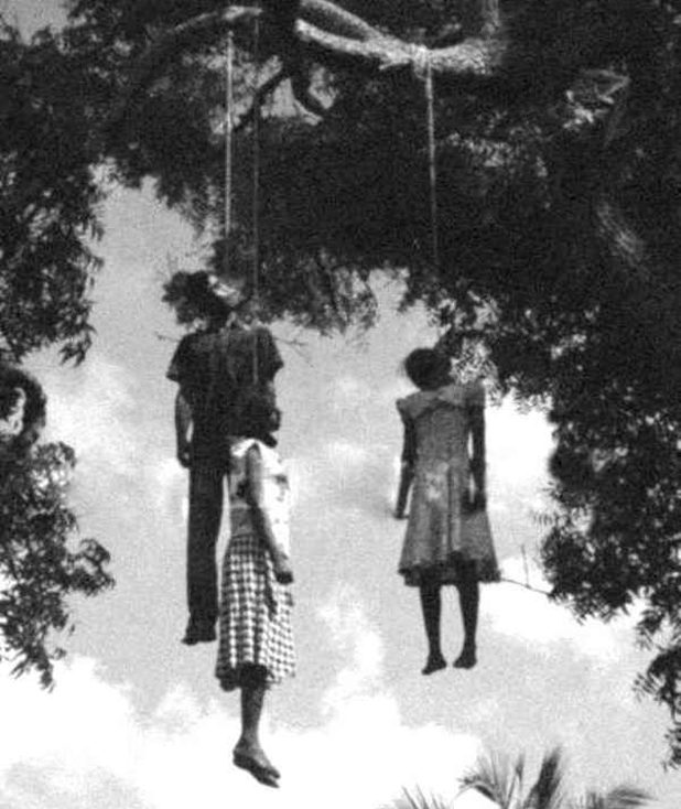 America Hanged Blacks