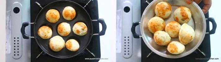 Chettinad kuzhi paniyaram ready