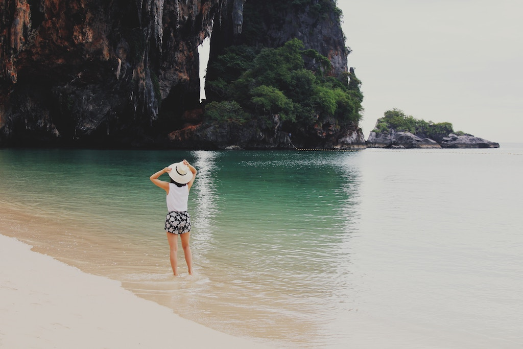 Beach time in Thailand – one mandatory stop on your Thailand travel guide.