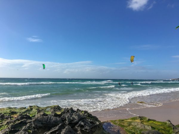 2018 Digital Nomad Events Kite Surfing
