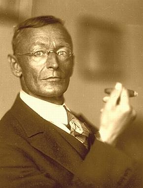 JEZT - Rainer Sauer - 17 Tage Europa - 2002-08-09 - Hermann Hesse III