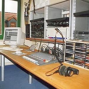 JEZT - Studio 2 von Radio OKJ Jena im Jahre 2010 - Foto © MediaPool Jena