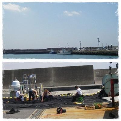 2012.4.24平塚新港の様子
