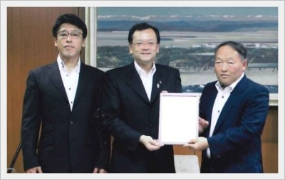 20130620平塚市長へ報告