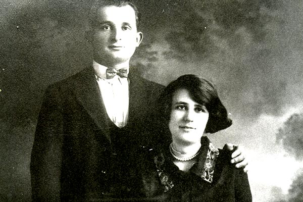 Harry & Florence Wornick