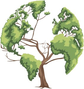 arbor day earth day Maryland landscaping company