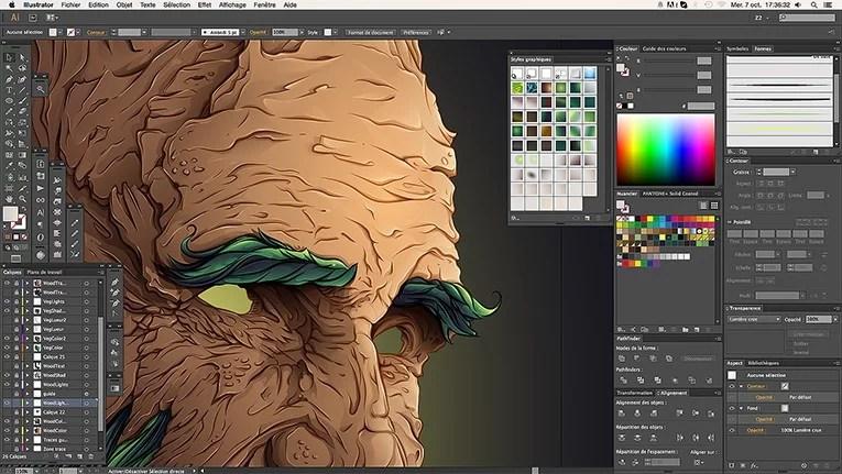 Adobe Illustrator workshop
