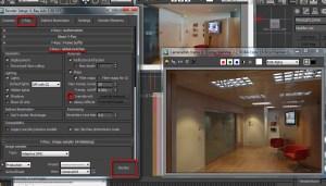Coaching design 3d studio max