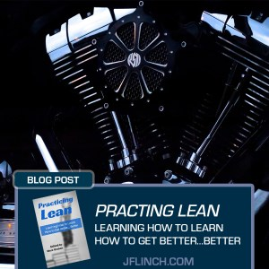Practicing Lean Podcast Now Available