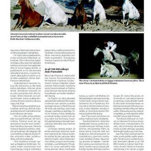 Presse finlandaise - Jean-François Pignon