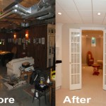 New Basement Is Waiting J F Remodeling