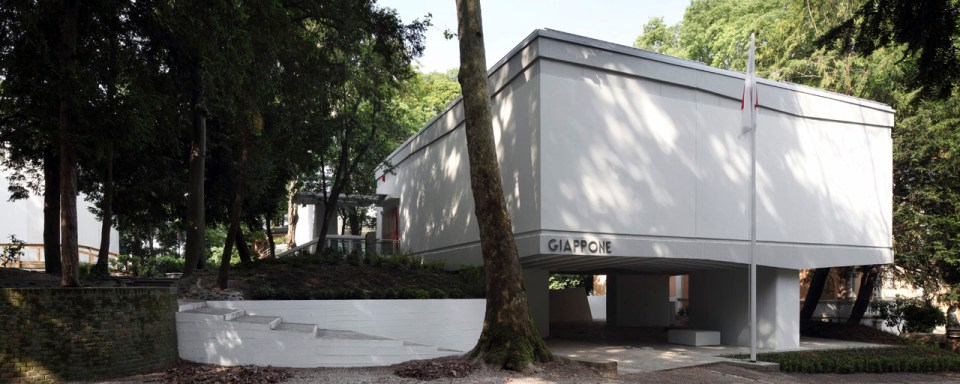 Padiglione Giappone ai Giardini di Biennale © foto di Peppe Maisto