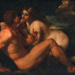 Johann_Carl_Loth_-_Eve_Tempting_Adam