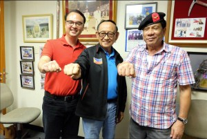 Will Outsider Become Philippine President