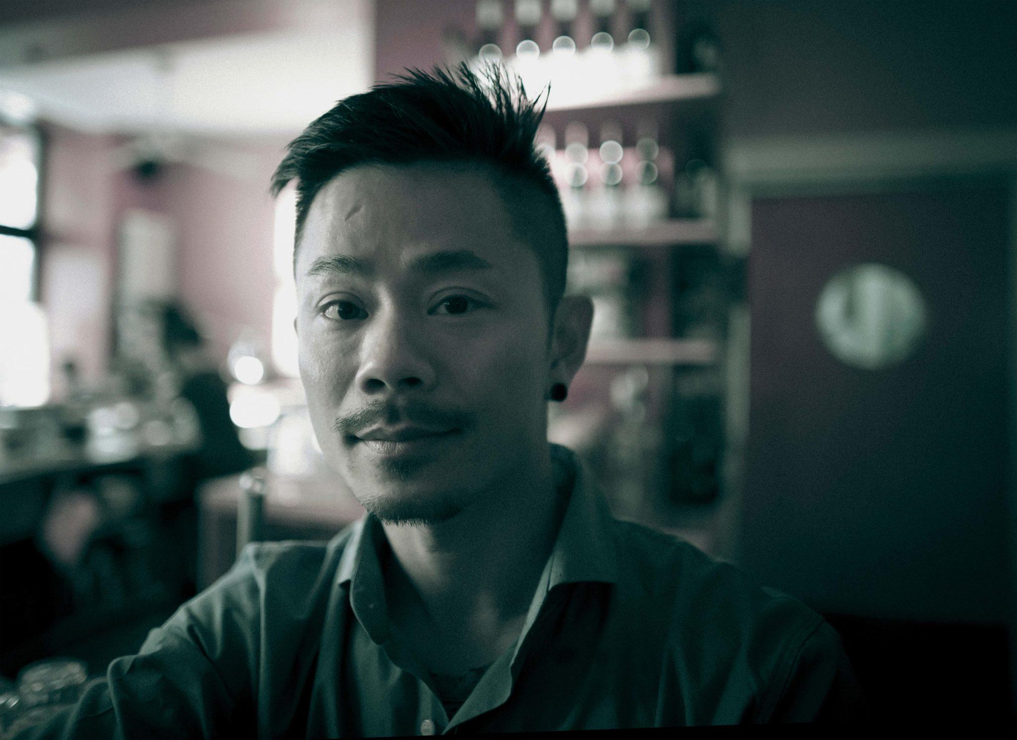 Kobe, A Young Visayan Man