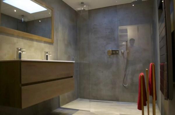 Stucco Beton, een robuuste beton uitstraling - JG Stukadoors