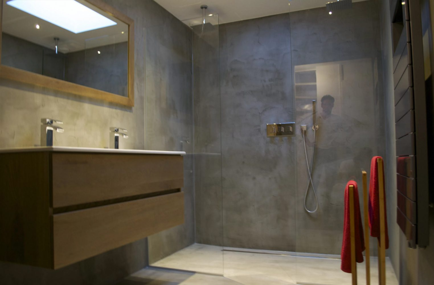 Beautiful Beton Cire Badkamer Ervaring Contemporary ...