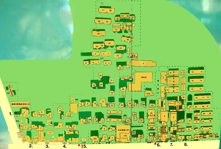 Map North Ballard Rd Appleton City Street Names