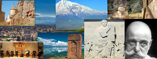 armenia collage