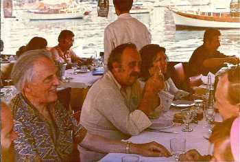 bulent rauf and JG Bennett Istanbul