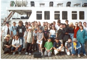Belgien-Holland 2000