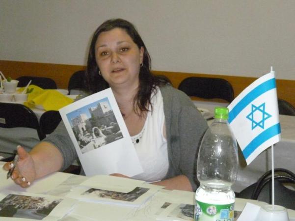 Jugendclub Jom Jerusalem 2012