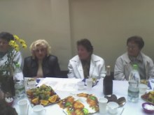 Sukkot im Frauenbund 2007