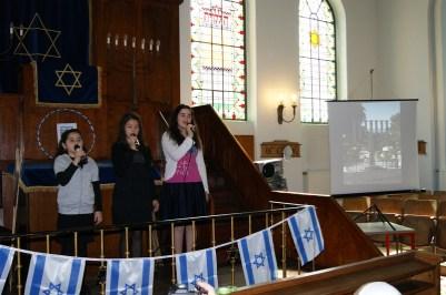 Jom Jerusalem 2012